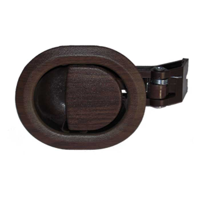 woodgrain recliner handle