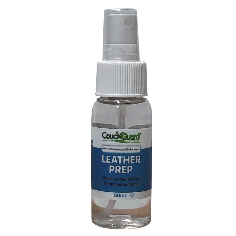 leather prep wash