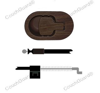recliner parts cables